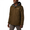 Columbia Men ' S Ten Falls Jacket - Dark Mountain