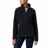 Columbia Women ' S Fast Trek Ii Fleece Jacket - Black