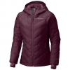 Columbia Women ' S Heavenly Hooded Jacket - Black Cherry