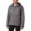 Columbia Women ' S Rainie Falls Jacket - City Grey