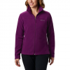 Columbia Women ' S Fast Trek Ii Fleece Jacket - Wild Iris