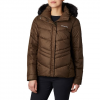 Columbia Women ' S Peak To Park Insulated Jacket ( Extended Sizes ) - 319olivegrn