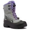 Columbia Youth Bugaboot Plus Iv Omni - Heat Boot - Monument / Emperor