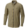 Columbia Men ' S Out And Back Ii L / S Shirt - Alpine Tundra