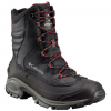 Columbia Men ' S Bugaboot Iii ( Wide ) - Black / Bright Red