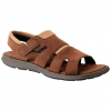 Columbia Men ' S Salerno Sandal - Tobacco / Steel