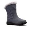 Columbia Women ' S Ice Maiden Ii Slip Boot - Graphite / Columbia Grey