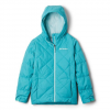 Columbia Girl ' S Youth Casual Slopes Jacket - Geyser Heather