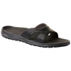 Columbia Men ' S Wayfinder Slide Sandal - Black / Graphite
