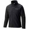 Columbia Mens Ascender Softshell Jacket ( Extended Sizes ) - Blue Heron