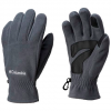 Columbia Men ' S Thermarator Glove - Graphite
