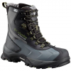 Columbia Men ' S Powderhouse Titanium Omn - Heat 3d Outdry Boot - Black / Mosstone