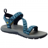 Columbia Men ' S Wave Train Sandals - Black / City Gray