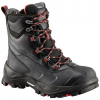 Columbia Women ' S Bugaboot Plus Iv Omni - Heat Boot - Black / Sunset Red