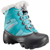 Columbia Youth Girl ' S Rope Tow Iii Waterproof Boot - Iceberg