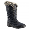 Columbia Women ' S Minx Mid Iii Boot - Black / Ti Grey Steel