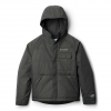 Columbia Boy ' S Youth Casual Slopes Jacket - Grill Heather