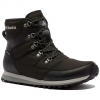 Columbia Women ' S Wheatleigh Shorty Boot - Black / Columbia Grey