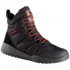Columbia Men ' S Fairbanks Omni - Heat Boot - Black / Rusty