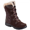 Columbia Women ' S Ice Maiden Ii Winter Boot - Cordovan / Siberia