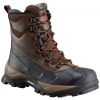 Columbia Men ' S Bugaboot Plus Iv Omni - Heat Boot ( Wide ) - Cordovan / Dark Adobe