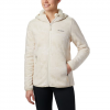Columbia Women ' S Winter Pass Print Fleece Full Zip Jacket - Chalk Clouds Camo Print / Chalk