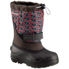 Columbia Youth Preschool Powderbug Ii Winter Boot - Black / Bright Rose