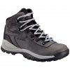 Columbia Women ' S Newton Ridge Plus Waterproof Hiking Boot ( Wide ) - Quarry / Coolwave