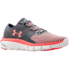 Under Armour Women ' S Ua Speedform Fortis 2 Running Shoes - Stealth Gray