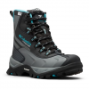 Columbia Women ' S Powderhouse Titanium Omni - Heat 3d Outdry Boot - Black / Pacific Rim
