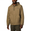 Columbia Men ' S Phg Rough Tail Work Hooded Jacket - Flax