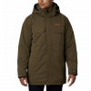 Columbia Men ' S Rugged Path Parka ( Tall ) - Olive Green