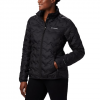 Columbia Women ' S Delta Ridge Down Jacket - Black