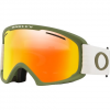 Oakley O Frame 2 . 0 Pro Xl Snowsports Goggle - Dark Brush Grey / Fire Iridium