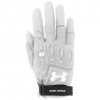 Under Armour Ua Illusion Field Lacrosse Gloves - White