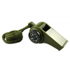 Sona Enterprises 3 - In - 1 Compass Whistle With Thermometer