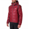 Columbia Men ' S Outdry Ex Alta Peak Down Jacket - Red Jasper