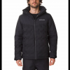 Columbia Men ' S Wild Card Down Jacket - Black