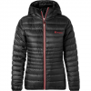 Cotopaxi Women ' S Fuego Hooded Down Jacket - Black