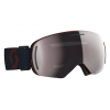 Scott Men ' S Lcg Evo Snowsports Goggle - Merlot Red Blue Nights / Enhancer Sivler Chrome