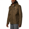 Columbia Men ' S Montague Falls Ii Insulated Jacket - Olive Green Melange