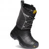 Keen Youth Lumi Waterproof Winter Boots - Black / Magnet