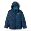 Columbia Youth Boys Toddler Lightning Lift Jacket - Grill Camo