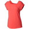 Columbia Women ' S Place To Place Short Sleeve Sun Shirt - 692coralbloom