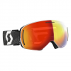 Scott Men ' S Lcg Evo Snowsports Goggle - White Black / Enhancer Red Chrome