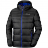 Columbia Men ' S Buck Butte Hooded Insulated Jacket - Black