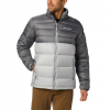 Columbia Men ' S Buck Butte Insulated Jacket - Columbia Gray / City Gray