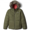 Columbia Girl ' S Youth Katelyn Crest Jacket - Cypress