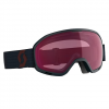 Scott Men ' S Unlimited Otg Snowsports Goggle - Merlot Red Blue Nights / Enhancer