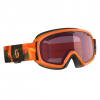 Scott Youth Jr Witty Snowsports Goggle - Orange / Enhancer